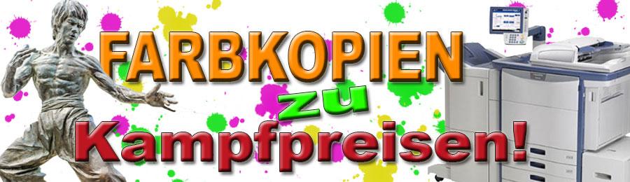 Copy-Shop an der Peterskirche Farbkopien